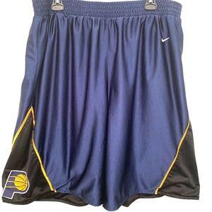 Vintage NBA Nike Pacers Shorts Size XXL REVERSIBLE